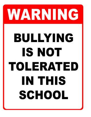 Ways to prevent bullying article